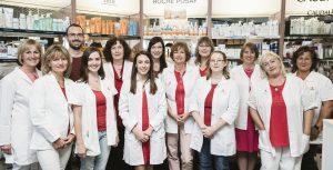 Unser tolles Team in der Rosen-Apotheke Hürth